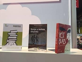 RSK na knjižnem sejmu v Bologni, foto: JAK RS
