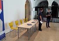 Predstavitev projekta ViA na dnevu odprtih vrat EU projekt, moj projekt, foto: JAK RS