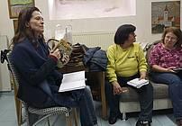 Leonora Flis v Društvu Šent/Ozara Maribor