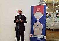 mag. Vojko Stopar, državni sekretar Ministrstva za kulturo