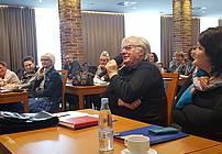 Slušatelji seminarja za mentorje ViA 2018