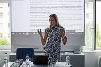 Predavanje Katje Stergar