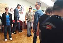 Ples udeležencev delavnice