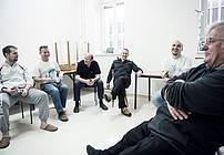 Usposabljanje ViA v ZPKZ Maribor, mentor Tone Partljič