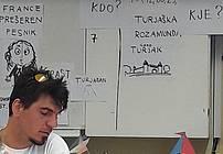 Turjaška Rozamunda v Črni