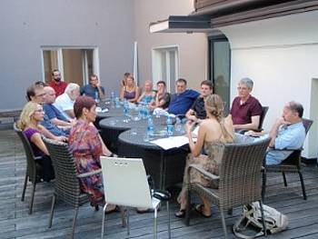 Delavnica prevajalskega seminarja 2010