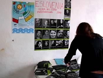 Knjižni sejem na Kubi 2012