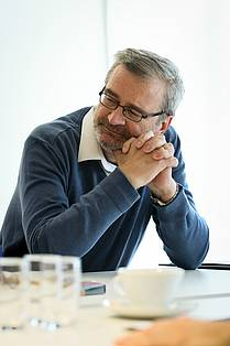 Milan Mađarev, dramaturg, theatre researcher and director
