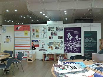 Javna agencija za knjigo na Kulturnem bazarju 2014