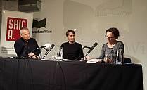 Literarni pogovor Aleša Štegra in Ilije Trojanowa