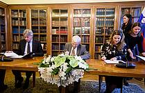 Podpis pogodbe