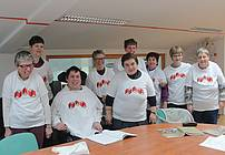 Skupina ViA v CUDV Radovljica