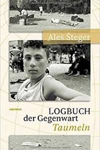 Aleš Šteger, Logbuch, book cover