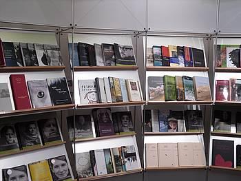 Predstavitveno gradivo na knjižnem sejmu v Frankfurtu 2010