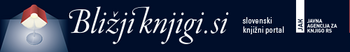 Bližjiknjigi.si banner