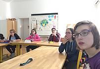 Obisk Lučke Kajfež Bogataj