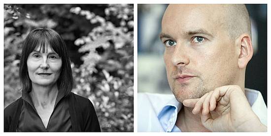 Ilma Rakusa and Matthias Goeritz