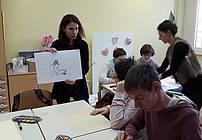 Ilustratorska delavnica ViA v CVIU Velenje