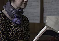 Mentorica projekta ViA Nataša Konc Lorenzutti, Zavod Pelikan-Karitas-TS Sostro (foto Jana Jocif)
