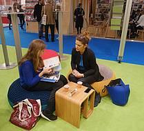 Renata Zamida, JAK, vodja projekta Slovenija – častna gostja mednarodnega knjižnega sejma v Frankfurtu