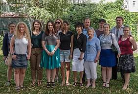 Udeleženci Mednarodnega seminarja JAK 2017
