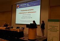 Predstavitev ViA na XXV. Izobraževalnih delih specialne in rehabilitacijske pedagogike
