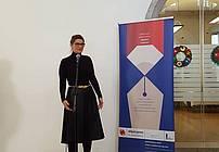 Renata Zamida, direktorica Javne agencije za knjigo