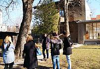 ViA obisk Plečnikove hiše