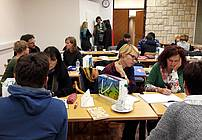 Udeleženci seminarja