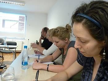 Delavnice prevajalskega seminarja 2013