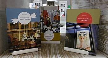 Predstavitev prevodov slovenskih avtorjev  na frankfurtskem sejmu 2014