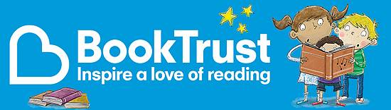 Book Trust - logotip