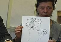 ViA delavnica Samire Kentrič v Društvi Vezi