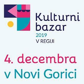 Kulturni bazar v Novi Gorici 2019