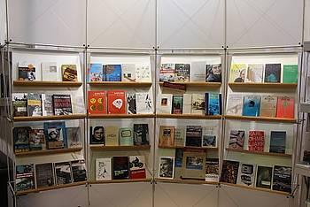 Prevodi slovenskih avtorjev v tuje jezike na frankfurtskem knjižnem sejmu 2013