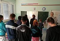 Usposabljanje ViA v VZ Planina