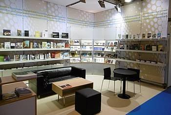 Slovenska stojnica na frankfurtskem knjižnem sejmu 2014