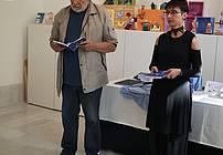 Boris Cavazza in Brigita Krek