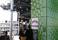 Predstavitev ViA na knjižnem sejmu v Leipzigu 2017