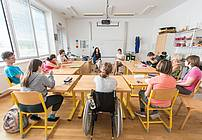 Usposabljanje ViA v CIRIUS Kamnik, mentorica Neli Filipić in gostja Simona Semenič
