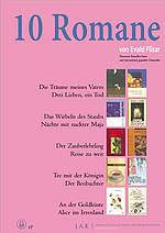 10 Romane von Evald Flisar