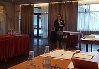 Zarika Snoj Verbovšek na seminarju za mentorje ViA 2018