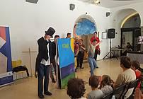 Predstava CUDV Dobrna, foto: Miha Marinč