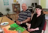 Ilustratorska delavnica ViA v Društvu Šent/Ozara MB, mentorica Polona Lovšin