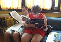 Spoznavanje različnih vrst knjig