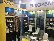 Knjižni sejem v Indiji - Renata Zamida, direktorica JAK