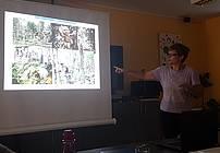 Projekt ViA v VDC Polž z gostjo Janjo Vidmar