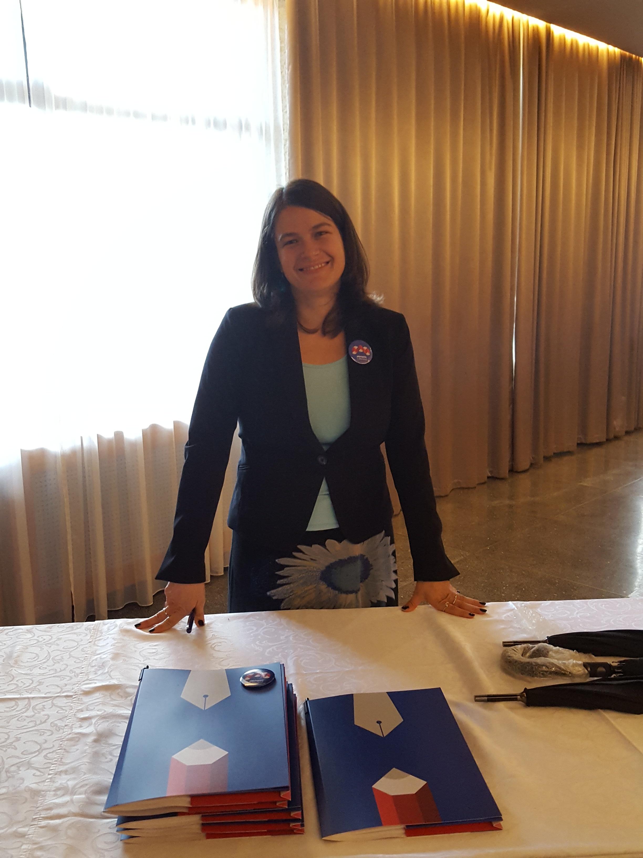 Koordinatorka projekta Zarika Snoj Verbovšek