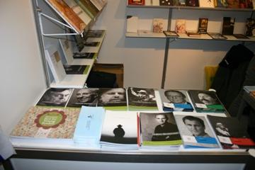 Predstavitev slovenske literature na knjižnem sejmu v Budimpešti 2012