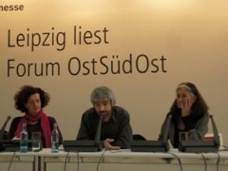 Vrnitev druge svetovne vojne v slovensko književnost na sejmu v Leipzigu 2012